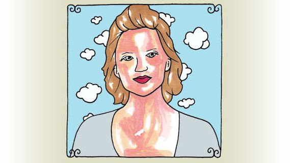 Jennifer Hall concert at Daytrotter Studio on Jul 18, 2012
