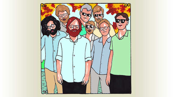 Destroyer concert at Daytrotter Studio on Feb 14, 2013