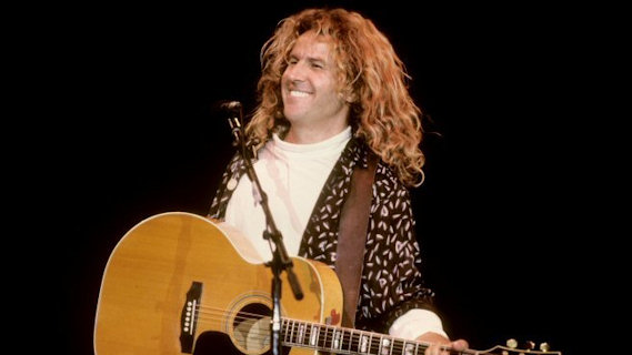 Sammy Hagar concert at Shoreline Amphitheatre on Nov 18, 1993
