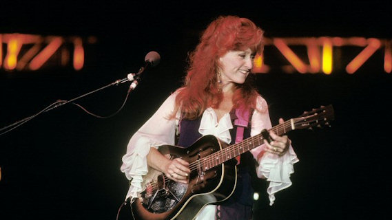 Bonnie Raitt concert at Shoreline Amphitheatre on Nov 18, 1993