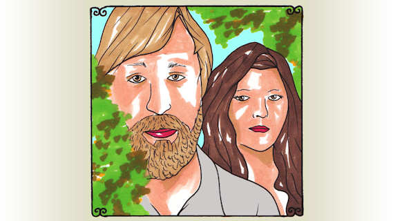 Alameda concert at Daytrotter Studio on Nov 27, 2012
