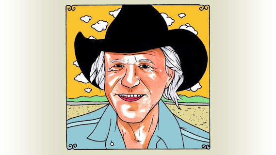 Billy Joe Shaver concert at Good Danny's on Jan 17, 2013