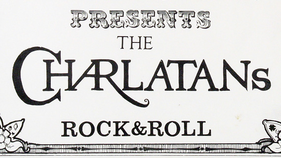 The Charlatans concert at Fillmore Auditorium on Nov 29, 1997