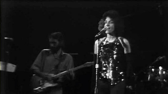Anna Rizzo and the A-Train concert at Winterland on Nov 12, 1974