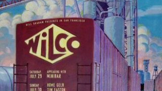 Wilco concert at Calaveras County Fairgrounds on May 29, 1999