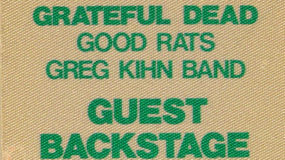 Greg Kihn Band concert at Winterland on Dec 31, 1976