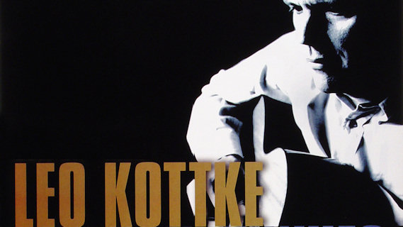 Leo Kottke concert at Greek Theatre on Sep 21, 1975