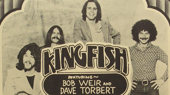 Kingfish concert at Winterland on Oct 4, 1975