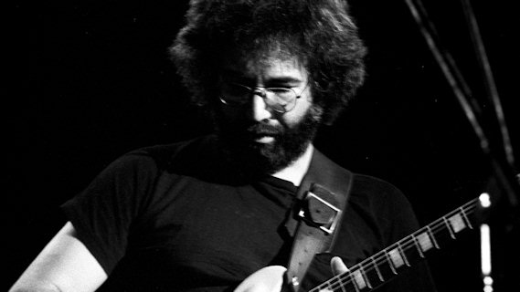 Jerry Garcia Band concert at Winterland on Dec 20, 1975
