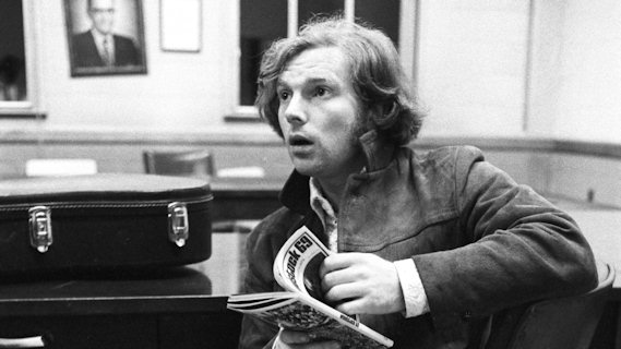 Van Morrison concert at Pacific High Studios on Sep 5, 1971