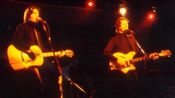 McGuinn, Clark & Hillman concert at Boarding House on Feb 9, 1978