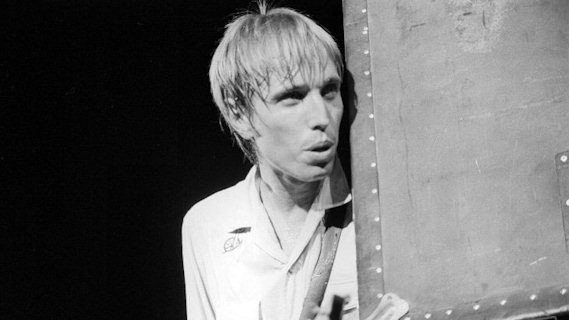 Tom Petty & the Heartbreakers concert at Winterland on Dec 30, 1978