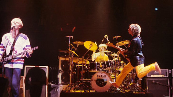 The Police concert at Zellerbach Hall on Mar 4, 1979