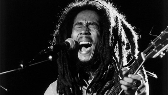 Bob Marley and the Wailers concert at Oakland Auditorium on Nov 30, 1979