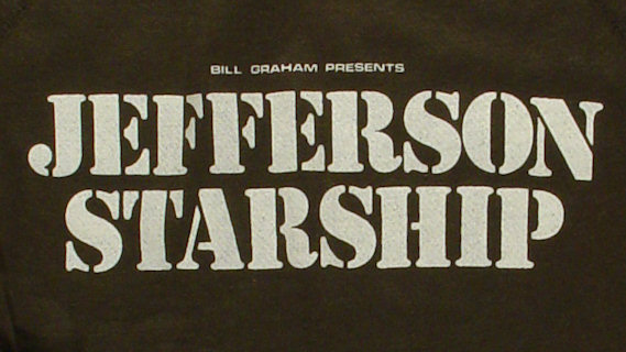 Jefferson Starship concert at Moscone Center on May 28, 1982