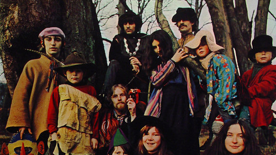 The Incredible String Band concert at Fillmore East on Jun 5, 1968