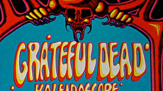 Grateful Dead concert at Fillmore West on Aug 21, 1968