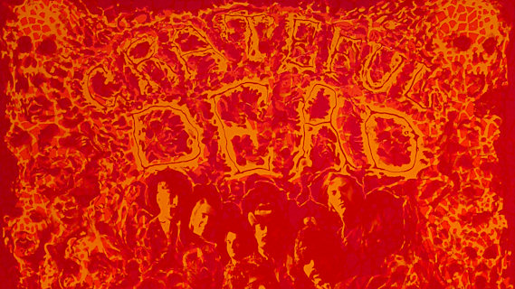 Grateful Dead concert at Fillmore West on Feb 27, 1969