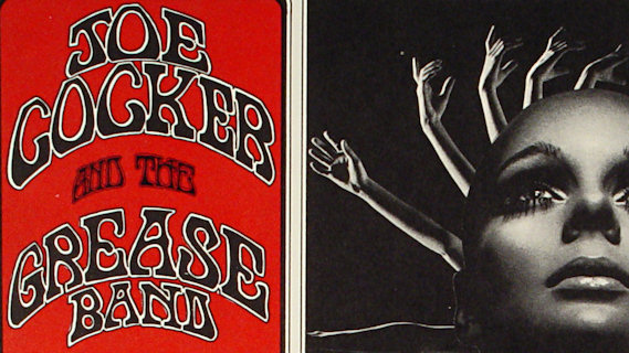 Joe Cocker & The Grease Band concert at Fillmore West on Oct 19, 1969