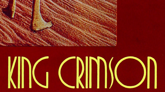 King Crimson concert at Fillmore West on Dec 14, 1969