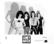 Coney Hatch Promo Print