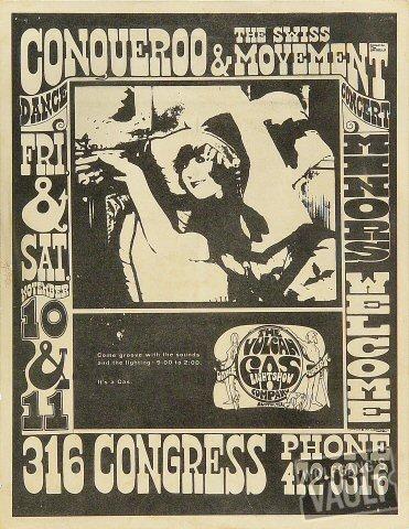 Conqueroo Handbill