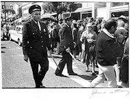 Cops Premium Vintage Print