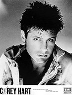 Corey Hart Promo Print
