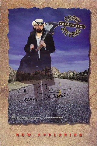 Corey Stevens Poster
