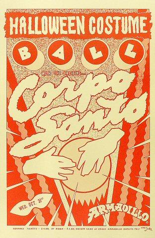 Corpo Santo Poster