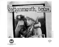 Cottonmouth, Texas Promo Print