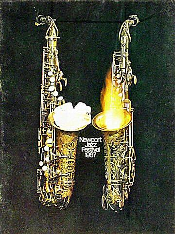Woody Herman & His Orchestra Program