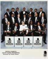 Count Basie and His Orchestra Promo Print