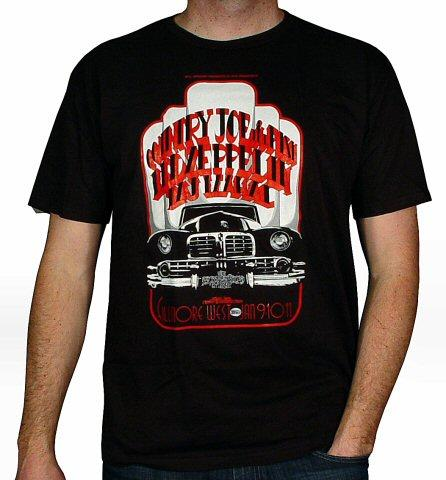 Taj Mahal Men's Retro T-Shirt