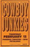Cowboy Junkies Poster