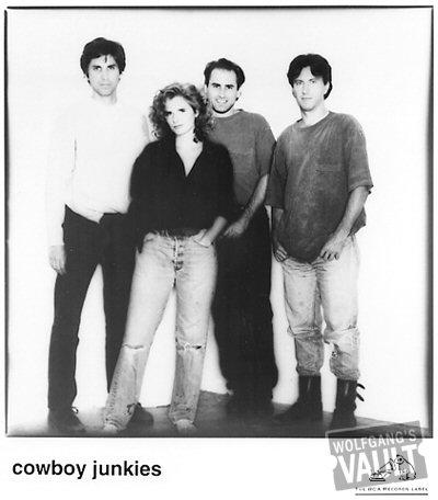 Cowboy Junkies Promo Print