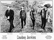 Cowboy Junkies Promo Print