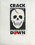 Crack Down Benefit Pelon