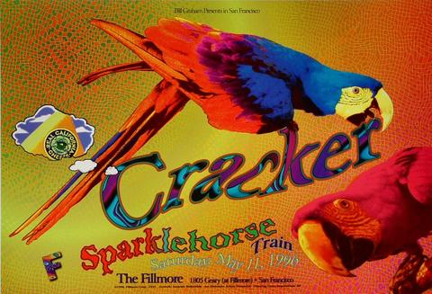 Cracker Poster