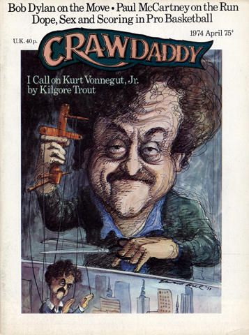 Crawdaddy April 1974 Magazine