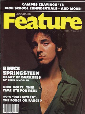 Crawdaddy Feature October 1978 Magazine
