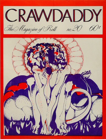 Crawdaddy Issue 20 Poster