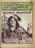 Crawdaddy January 1972 Magazine