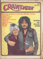 Crawdaddy May 1972 Magazine