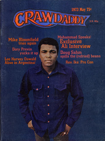Crawdaddy May 1973 Magazine