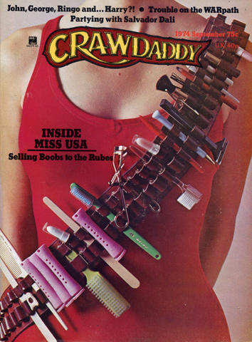 Crawdaddy September 1974 Magazine