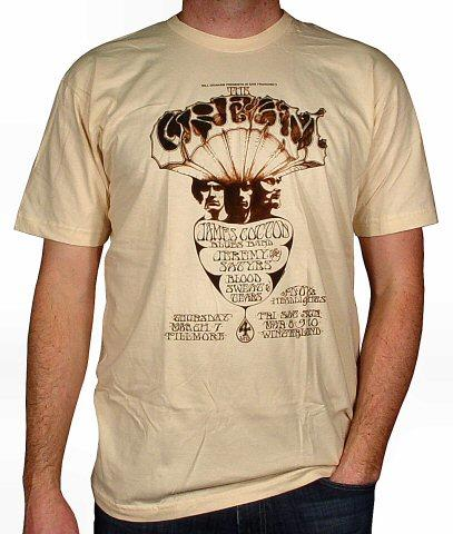 James Cotton Blues Band Men's Retro T-Shirt