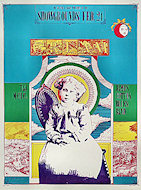 Cream Poster
