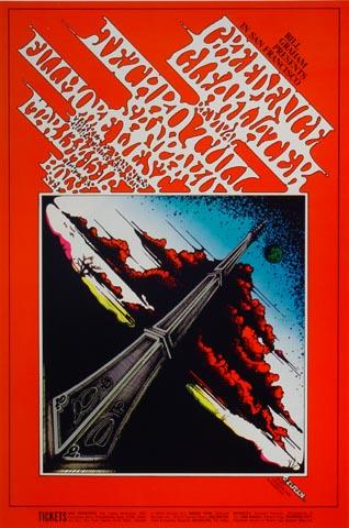 Jethro Tull Postcard