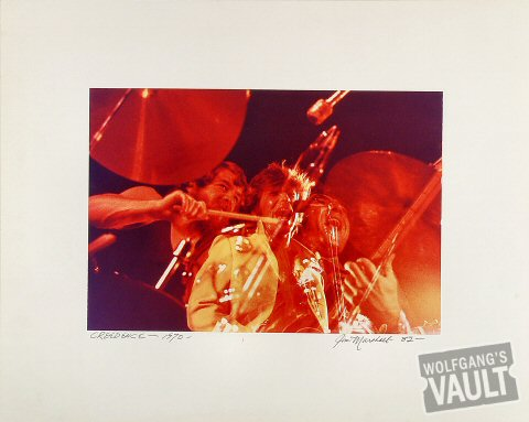 Creedence Clearwater RevivalPremium Vintage Print